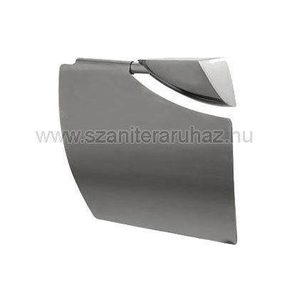 Bisk IMAGE tekercses WC papír tartó fedeles króm