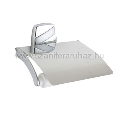 Bisk OREGON WC papír tartó fedeles