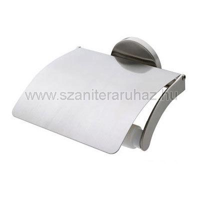 Bisk VIRGINIA WC papír tartó fedeles