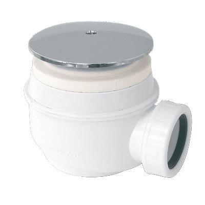 Alcaplast 47CR/60 mm-es króm zuhanytálca szifon