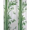 Bisk Bamboo műanyag zuhanyfüggöny