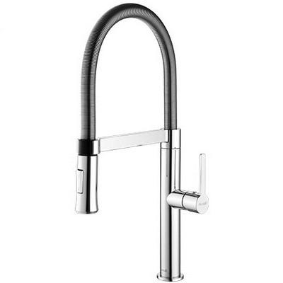 Wellis Spring mosogató csaptelep kihúzható zuhanyfejjel ACS0217