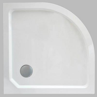Wellis SMC íves magas zuhanytálca 80 cm WC00410