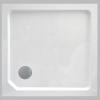 Wellis SMC szögletes magas zuhanytálca 90 cm