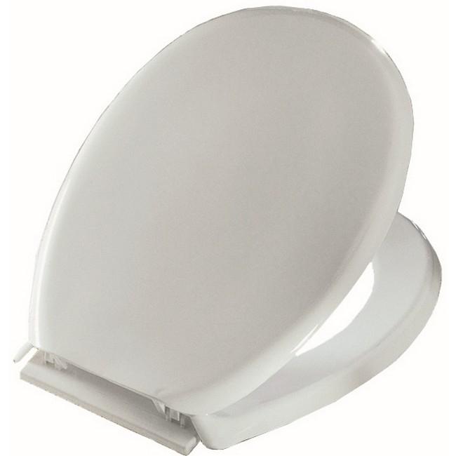 Bisk Malwa WC ülőke fehér PP műanyag 80802