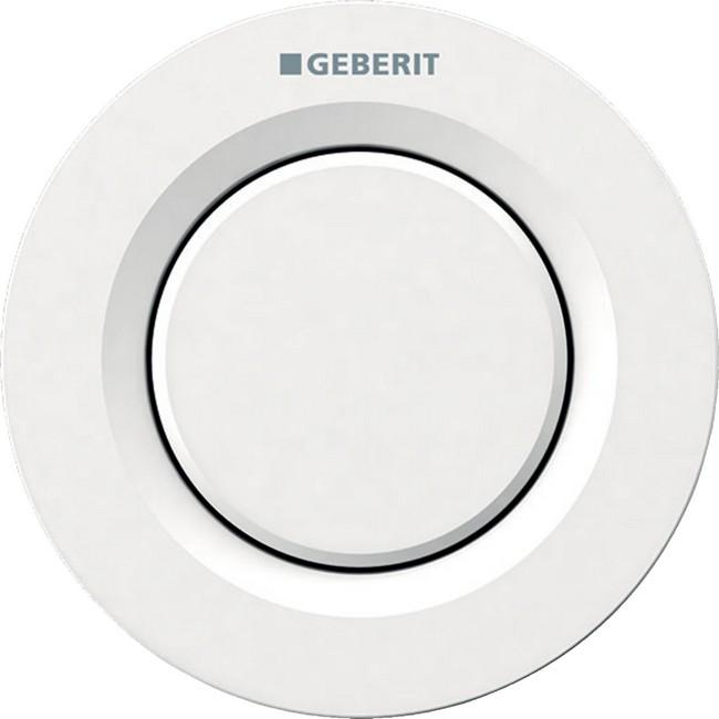 Geberit 01 fali pneumatikus WC vezérlés fehér GE-116.040.11.1