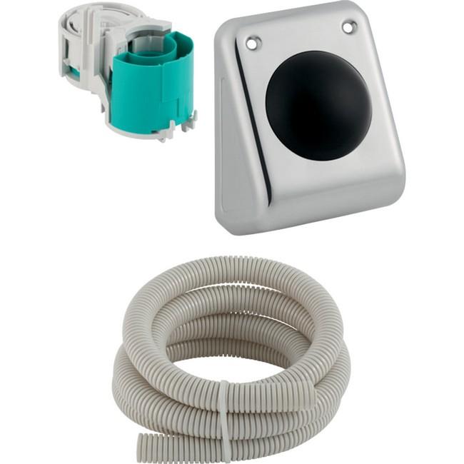 Geberit fali lábnyomós pneumatikus WC vezérlés GE-115.918.00.1