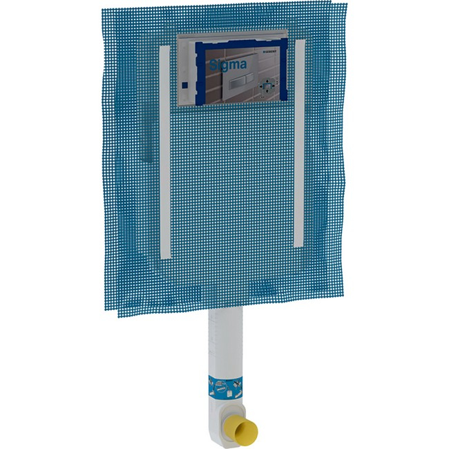 Geberit falsík alatti WC tartály keskeny kivitel 8cm GE-109.791.00.1