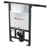 Alcaplast A102 beépíthető WC tartály panellakásokba 850mm