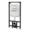 Alcaplast A1101 beépíthető WC tatály szerelőkerettel 1200 mm EXTRA vékony