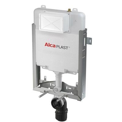 Alcaplast AM1115 beépíthető WC tartály fali WC-hez EXTRA vékony egyenetlen falhoz
