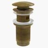 Alcaplast A392-ANTIC ClickClack mosdó leresztő 5/4 col bronz