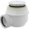 Alcaplast A47B 50 zuhanytálca szifon fehér
