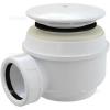 Alcaplast A47B 60 zuhanytálca szifon fehér