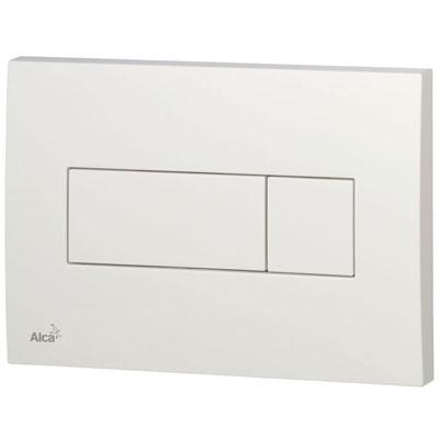 Alcaplast M370 két mennyiséges nyomólap fehér