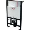 Alcaplast AM101 850 mm Sádromodul beépíthető WC tartály szerelőkerettel fali WC részére