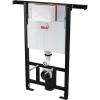 Alcaplast AM102 1000 mm szerelőkeretes WC tartály panel lakásba