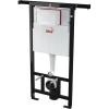 Alcaplast AM102 1120 mm szerelőkeretes WC tartály panel lakásba