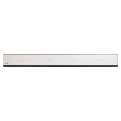 Alcaplast DESIGN tömör zuhanyfolyókarács rozsdamentes fényes 300 mm