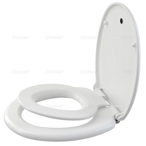 Alcaplast A603 Duroplast gyerek felnőtt kombi WC ülőke