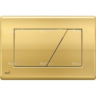 Alcaplast M175 nyomólap arany