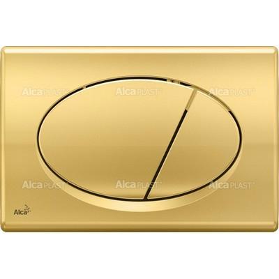 Alcaplast M75 nyomólap arany