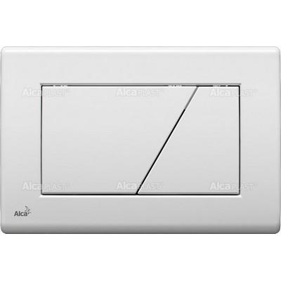 Alcaplast M170 nyomólap fehér