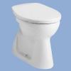 Alföldi Bázis mélyöblítésű alsó kifolyású WC csésze fehér