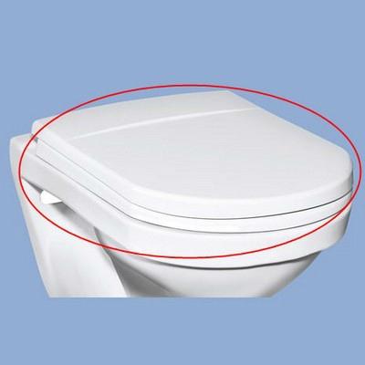 Alföldi Miron Duroplaszt WC ülőke fehér