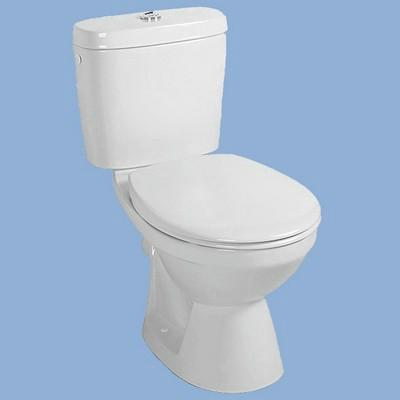 Alföldi Saval 2.0 mélyöblítésű alsó kifolyású monoblokkos WC
