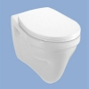 Alföldi Saval laposöblítésű fali WC csésze EASYPLUS bevonattal