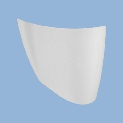 Alföldi Saval Solinar Perl szifontakaró fehér