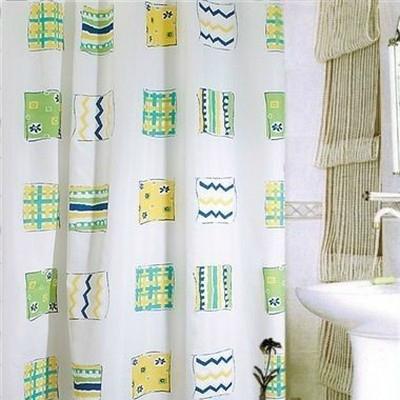 Bisk Bali textil zuhanyfüggöny
