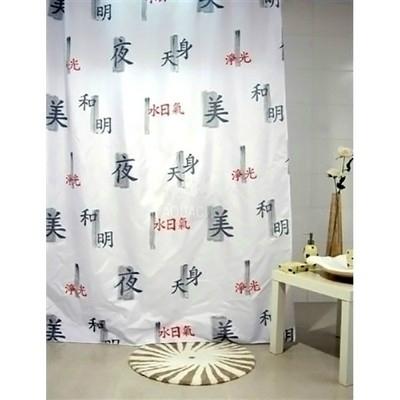 Bisk China textil zuhanyfüggöny