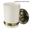 Bisk DECO pót porcelánpohár