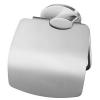 Bisk SIDE Brushed nikkel fedeles WC papír tartó