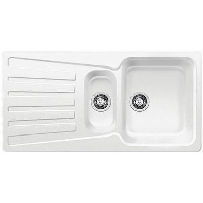 Blanco BLANCONOVA 6 S gránit mosogató fehér