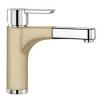 Blanco BLANCOPYLOS S mosogató csaptelep kihúzható zuhanyfejjel pezsgő/króm
