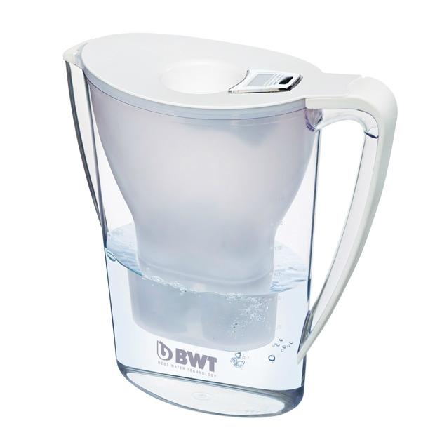 BWT vízszűrő kancsó MG2 longlife fehér 2,7 l-es