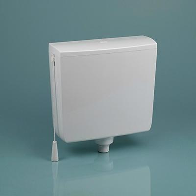 Dömötör WC tartály ECHO-M fehér