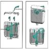 Dömötör WC tartályhoz szűkítő 50/32
