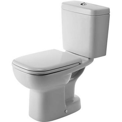Duravit D-CODE monoblokkos WC csésze alsó kifolyású 21110100002