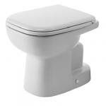 Duravit D-CODE monoblokkos WC csésze mélyöblítésű alsó kifolyású