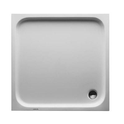 Duravit D-CODE szögletes akril zuhanytálca 80x80-as 72006200