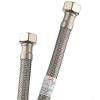 Flexibilis bekötőcső VÍZFLEX H1/2-H3/8 col 60 cm