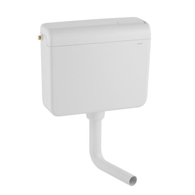 Geberit FONTANA AP112 WC tartály univerzálisan szerelhető fehér