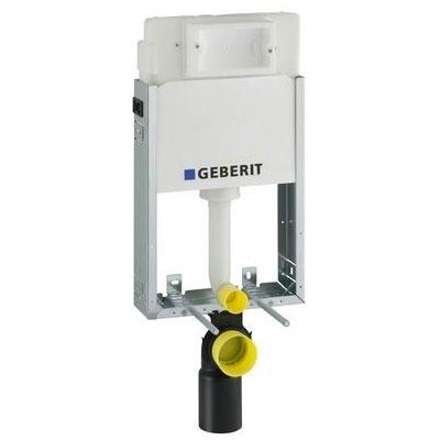 Geberit KOMBIFIX Basic beépíthető WC tartály tégla falhoz