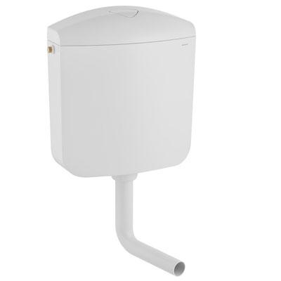 Geberit MONTANA AP117 WC tartály alacsonyra szerelhető fehér
