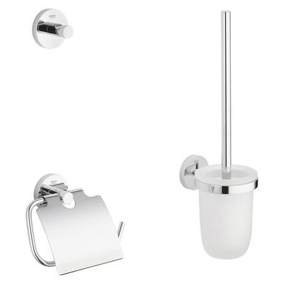Grohe Essentials fürdőszoba kiegészítő szett GR-40407001
