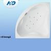 H2O masszázsterápia 8 pezsgőfürdő